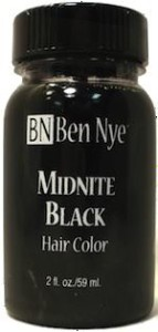 black hair color 2 oz