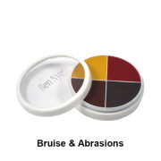 bruise and abrasions