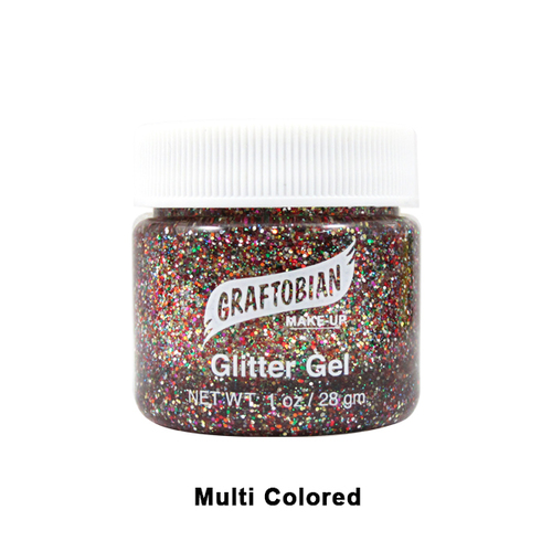 multi glit gel