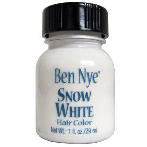 white hair color 1oz