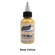deep yellow