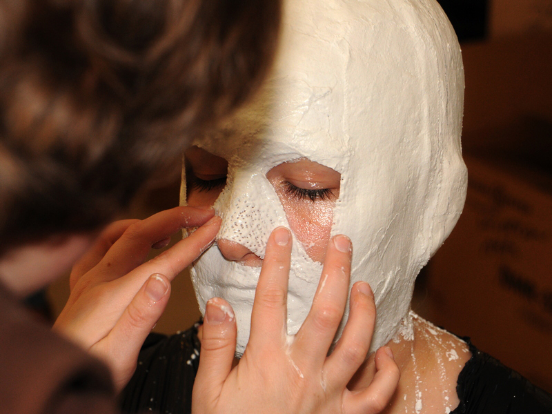 Face Casting Level One with Nicole Deibert - Theatre