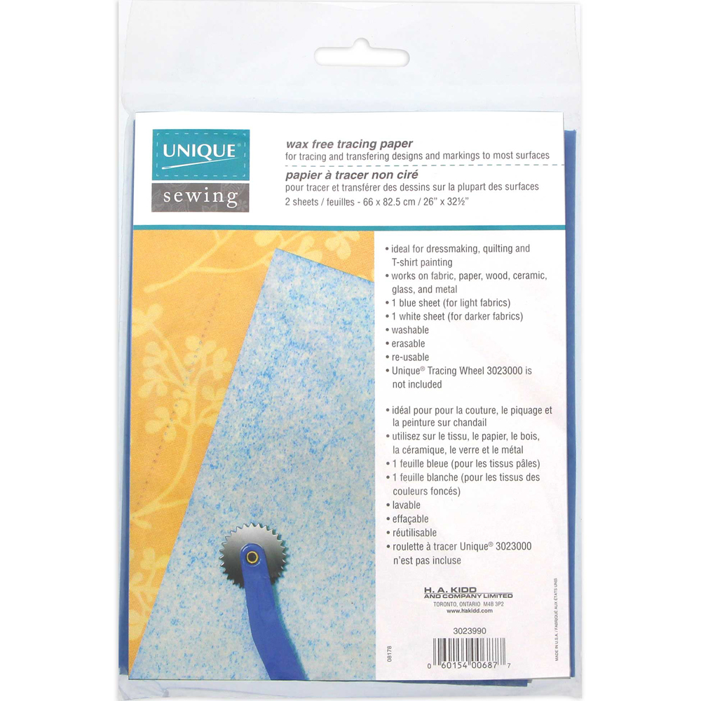 Product Imageproduct Image Unique Sewing Tracing Paper Large 66 X